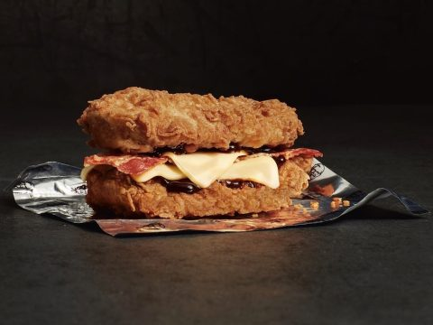 The KFC Double Down.