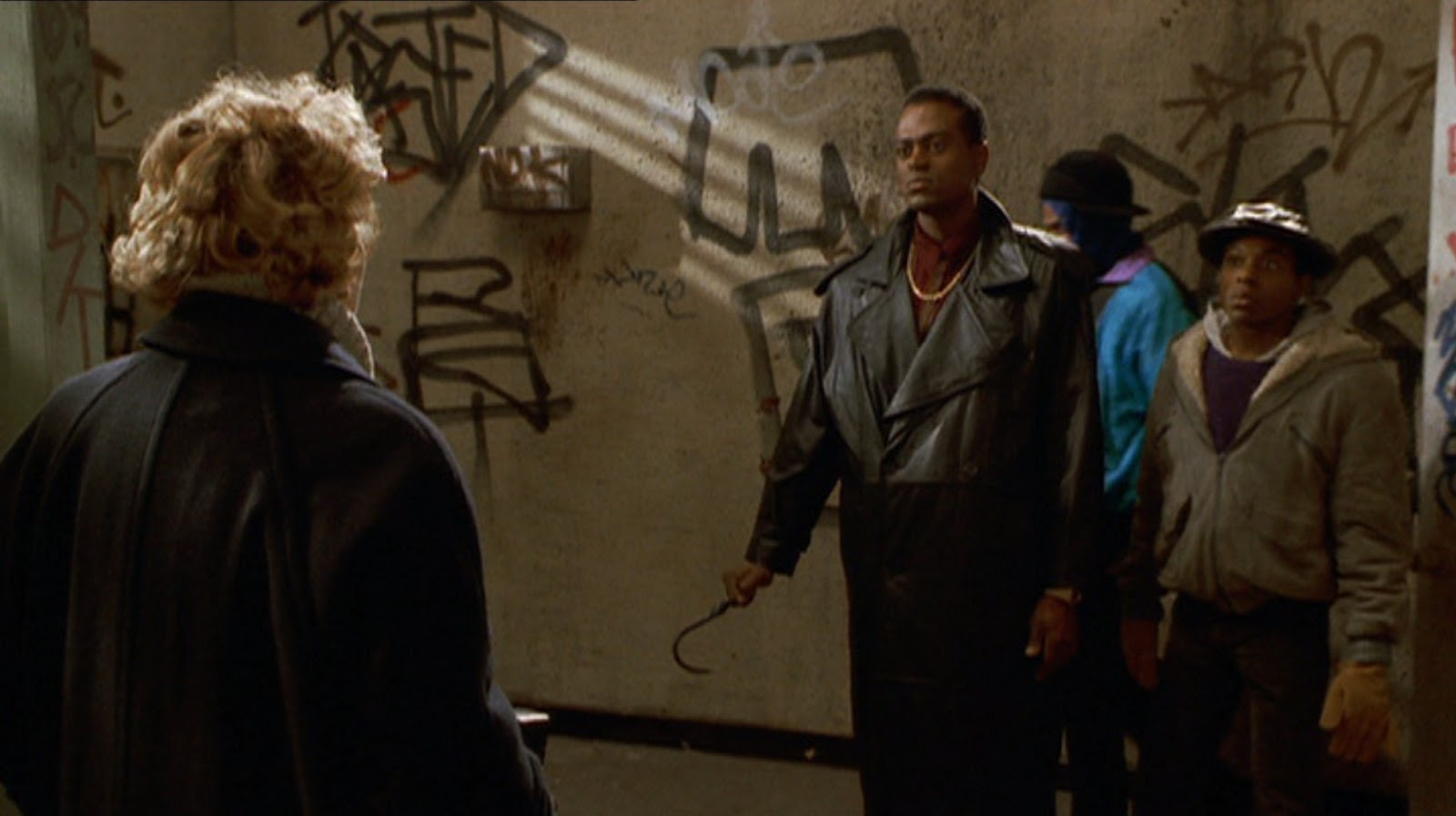 A still from the movie Candyman.