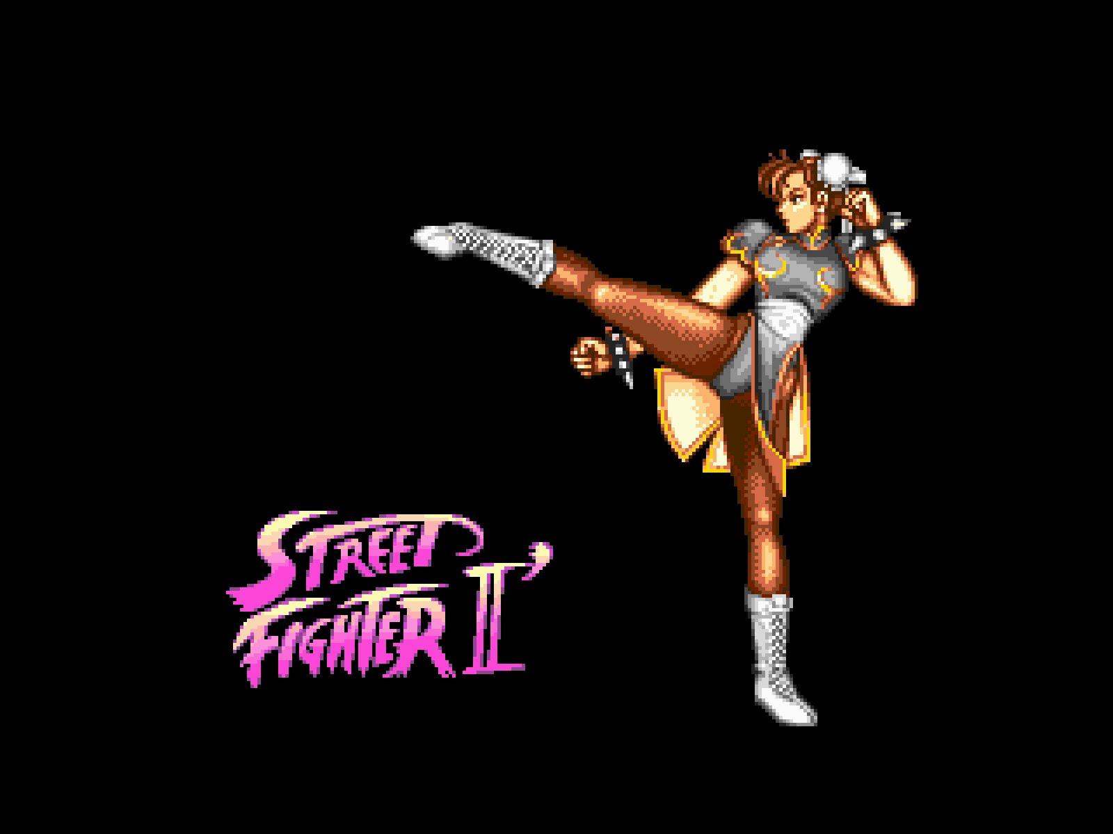 Chun-Li from Street Fighter.