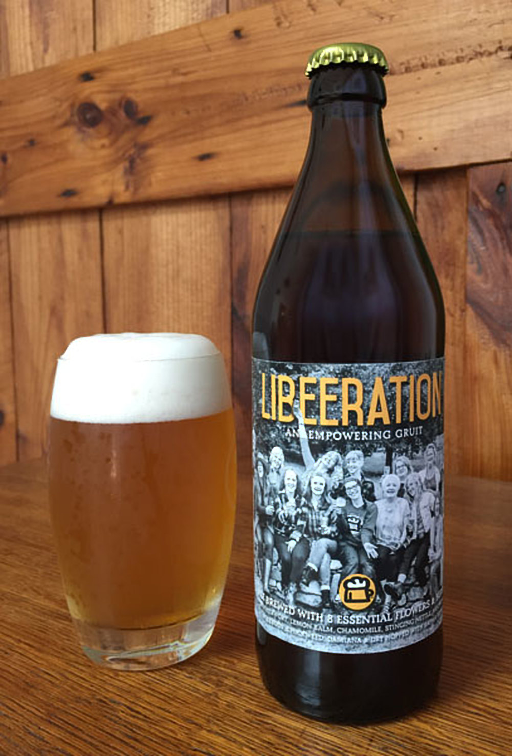 Libeeration from Portsmouth Brewery.