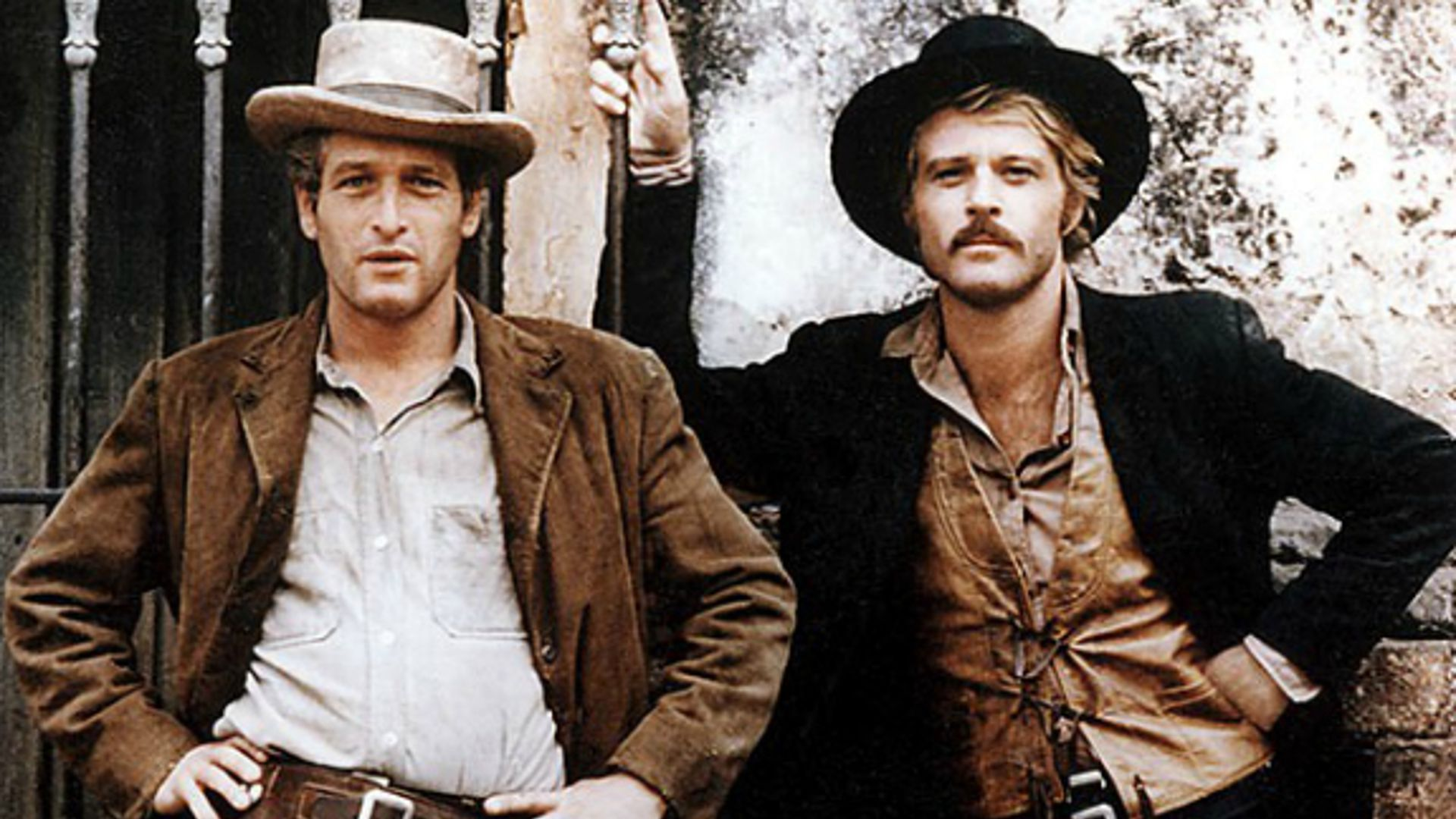 Butch and Sundance.