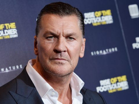 Rise of the Footsoldier 3 star Craig Fairbrass.