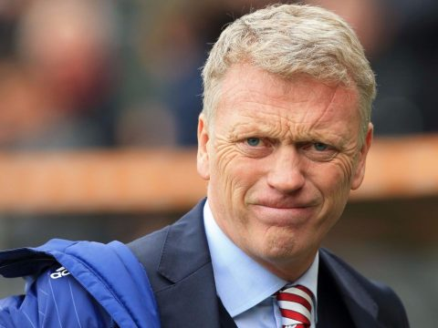 David Moyes is West Ham manager.