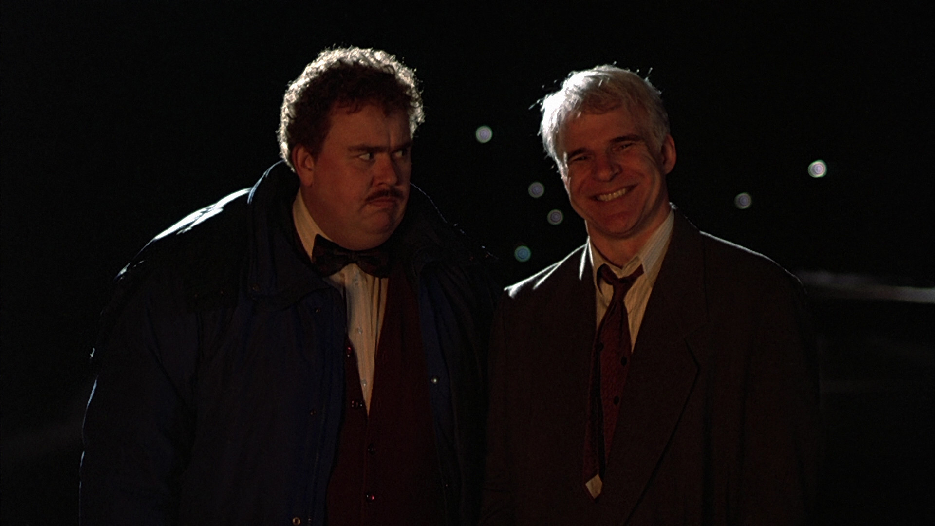 John Candy in Planes, Trains And Automobiles.