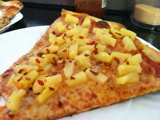 Pineapple Overload Pizza
