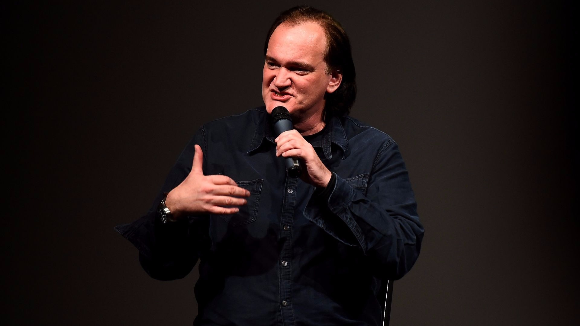 Quentin Tarantino has finished work on the script for his ninth film and it's already shaping up to be something extraordinary. The script is currently doing the rounds with all the major studios and has already drawn comparison with Pulp Fiction both thematically and structurally. It was previously reported that the 54-year-old was putting together a film focusing on the infamous Manson Family murders. However, a report from Deadline indicates that the script, which is currently being referred to as #9, will be a multi-threaded story with the Manson murders just one of several stories set to play out. #9 will be set in Los Angeles, in and around the 1960s and early 1970s and has already attracted interest from several big names. Leonardo DiCaprio, Samuel L. Jackson and Brad Pitt all all thought to have held discussions with Tarantino about starring in the film. Margot Robbie is also rumoured to be interested in appearing in the film, with reports previously suggesting the Wolf of Wall Street actress was being lined up for the part of a fictionalised version of Sharon Tate. Tate was one of the five people murdered during the 1969 incident that saw members of Manson's family invade the home she shared with her husband Roman Polanskia in California. Tate was pregnant at the time of her death. Tarantino is currently shopping the script around Hollywood after severing ties with Miramax and The Weinstein Company in the wake of the allegations levelled at Harvey Weinstein.