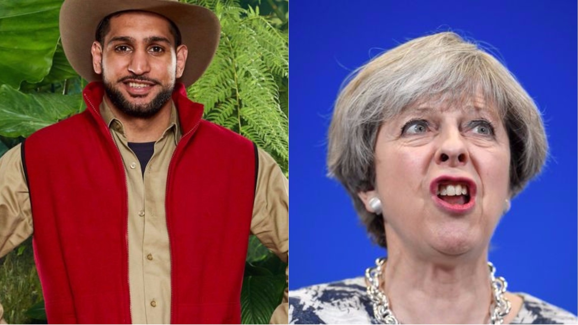 Amir Khan Under Fire Over Seriously Dumb Sexist Comment