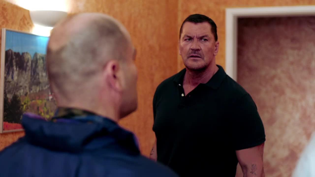 Craig Fairbrass as Pat Tate.