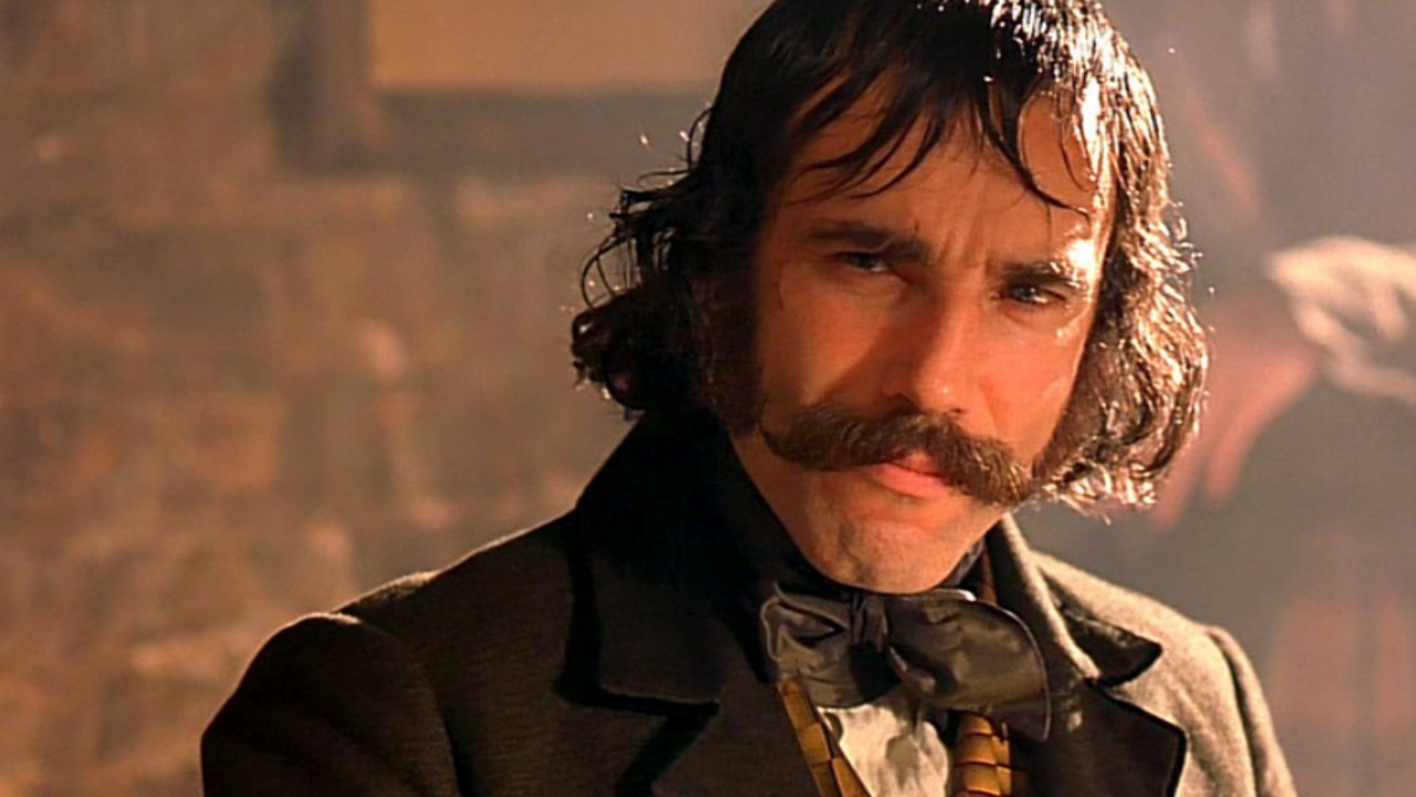 Daniel Day-Lewis in Gangs of New York.