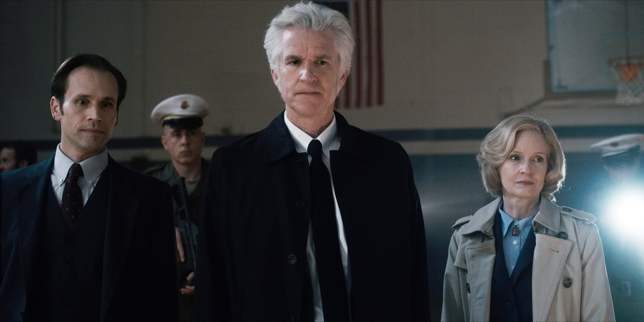 Matthew Modine as Dr Brenner in Stranger Things.