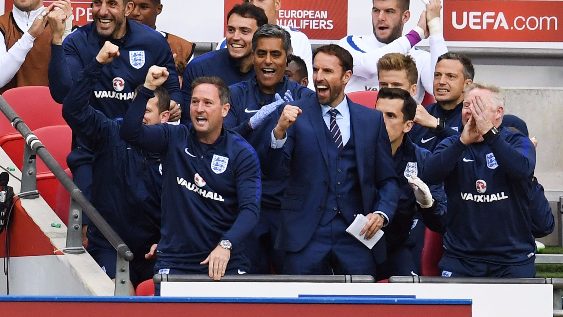 Will Gareth Southgate be celebrating come Friday?