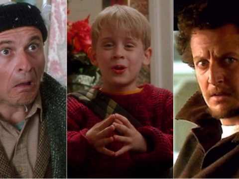 The Home Alone holy trinity.