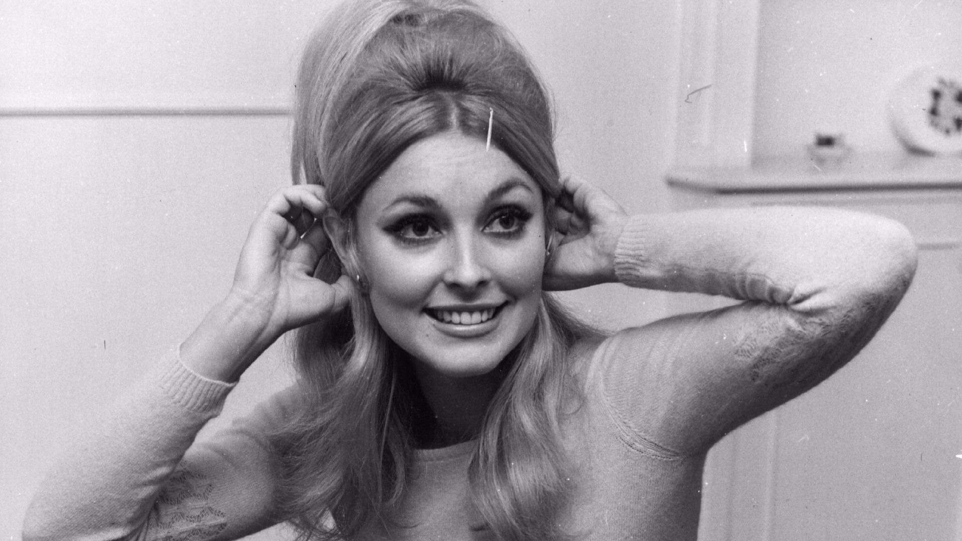 Sharon Tate, one of the Manson family's victims.