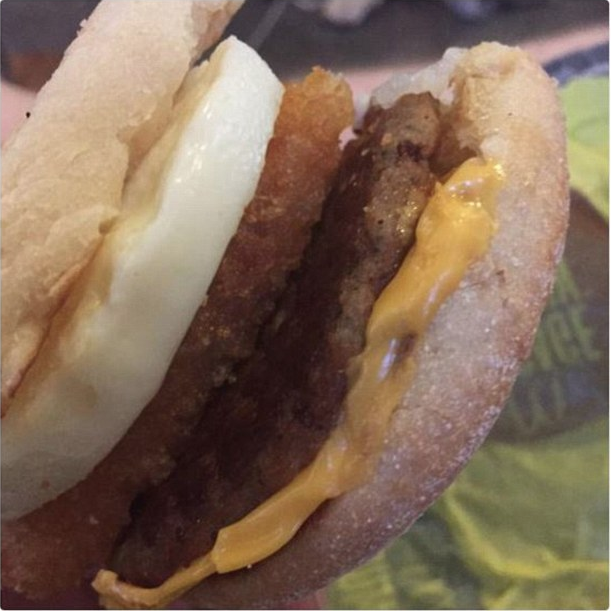 The Hash Browns McMuffin