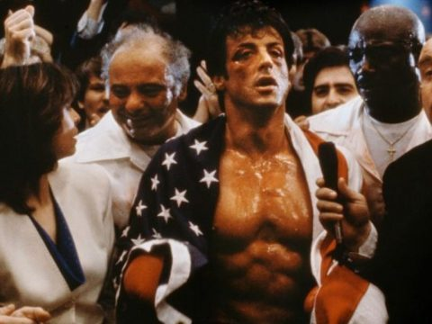 The Rocky IV family.