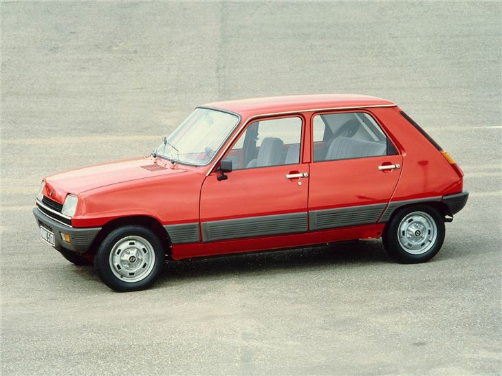 The Renault 5.