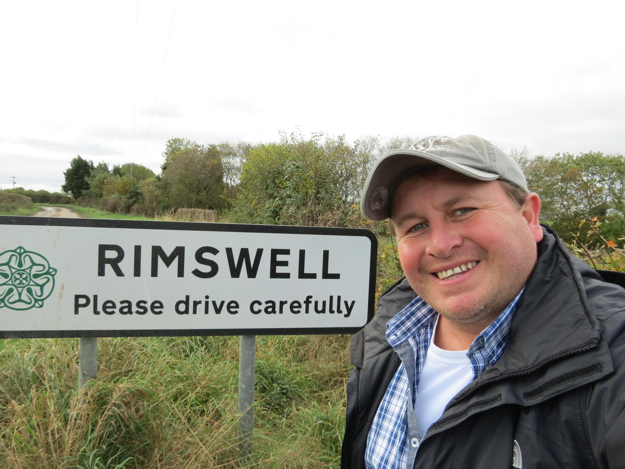 Rimswell in the East Riding of Yorkshire.