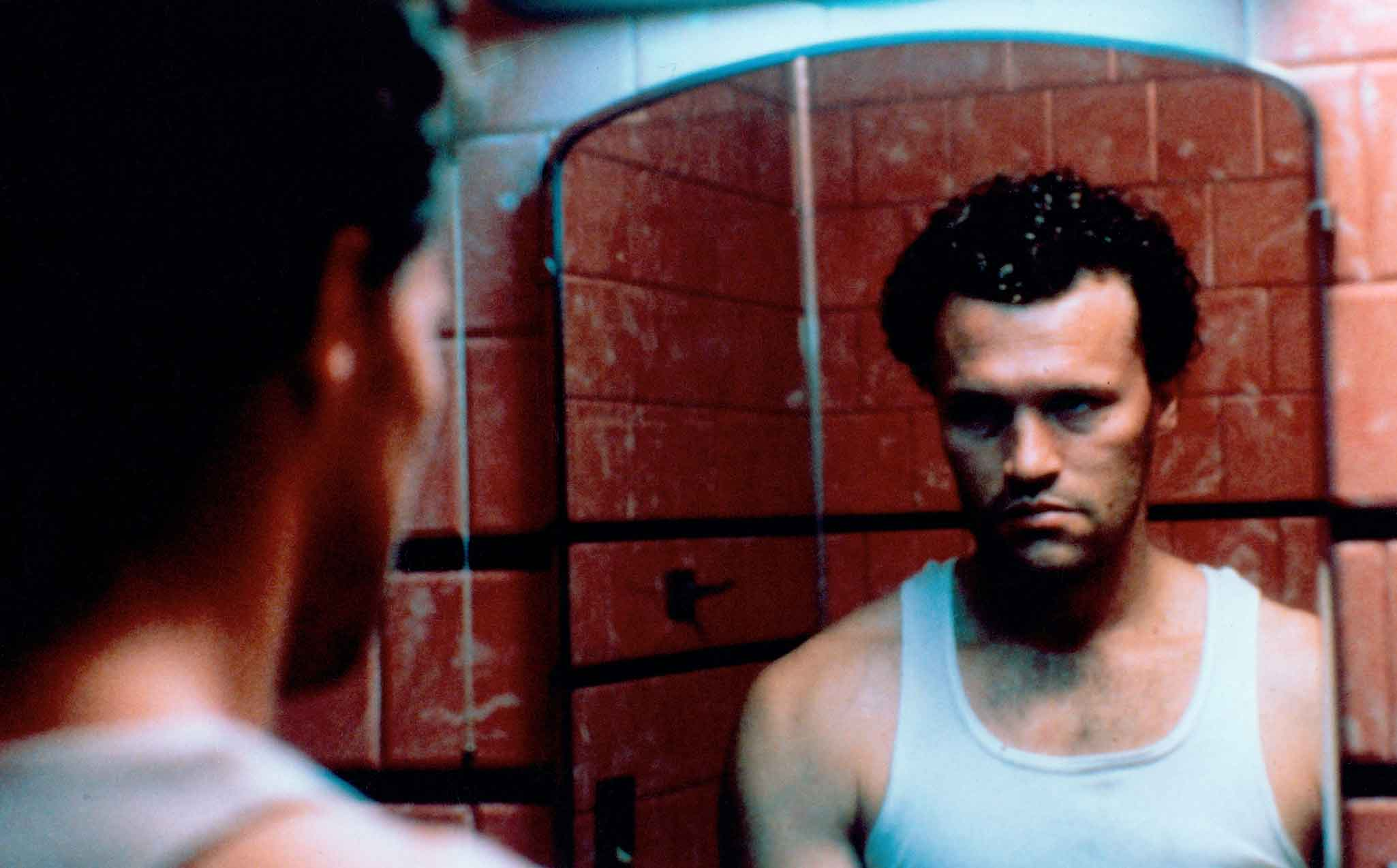 Michael Rooker in Henry: Portrait of a Serial Killer.