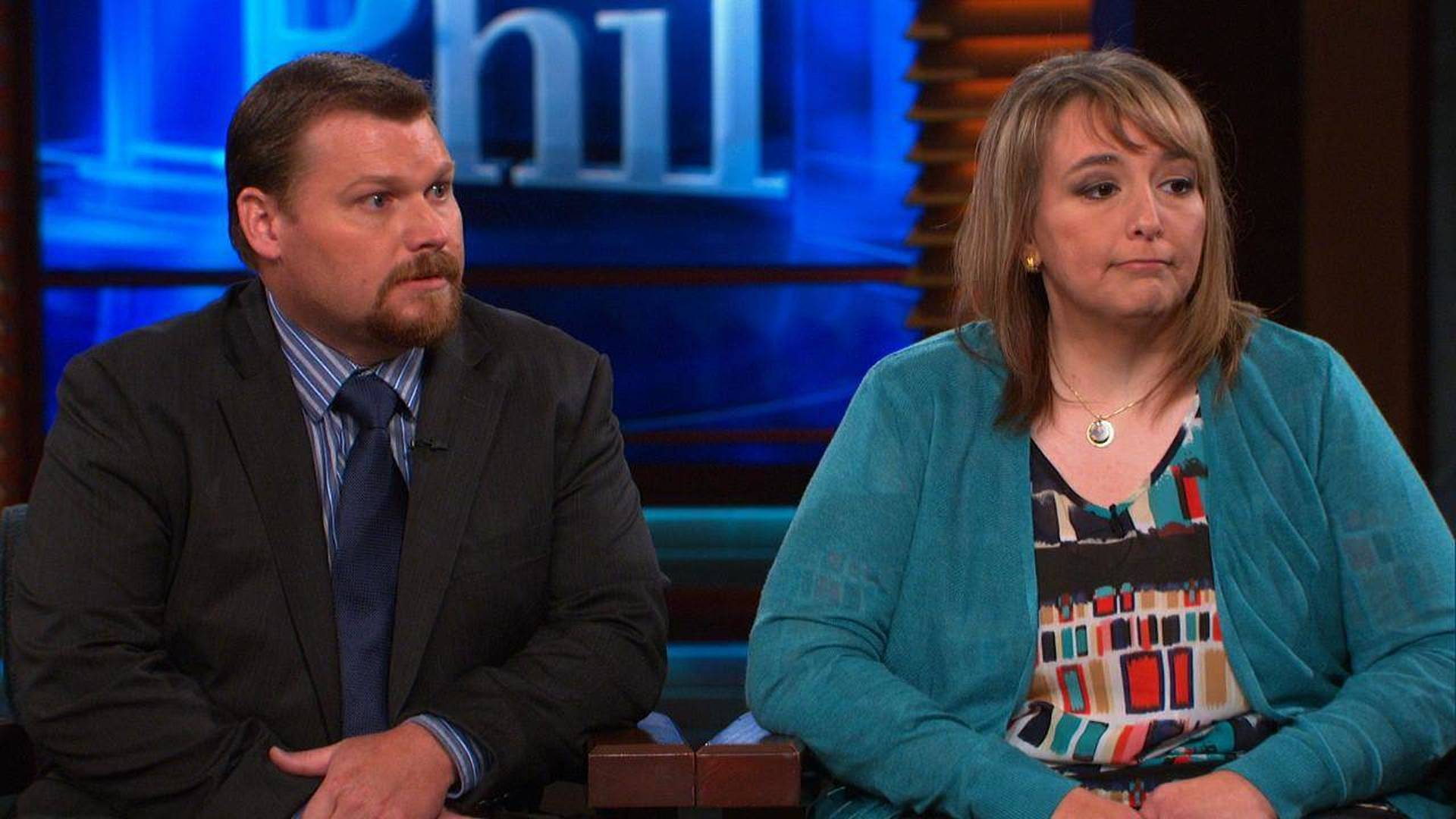The murderous couple that appeared on Dr. Phil.