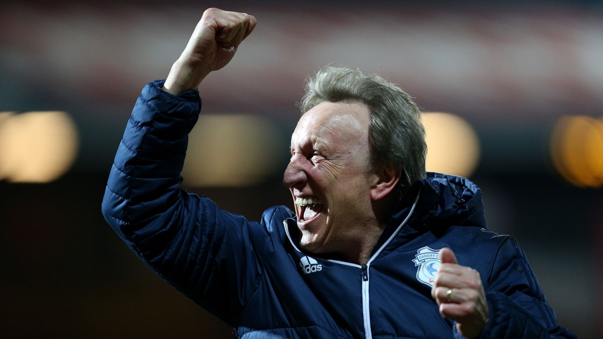 Neil Warnock during the Sky Bet Championship match between Brentford and Cardiff City at Griffin Park on March 13, 2018 in Brentford, England.