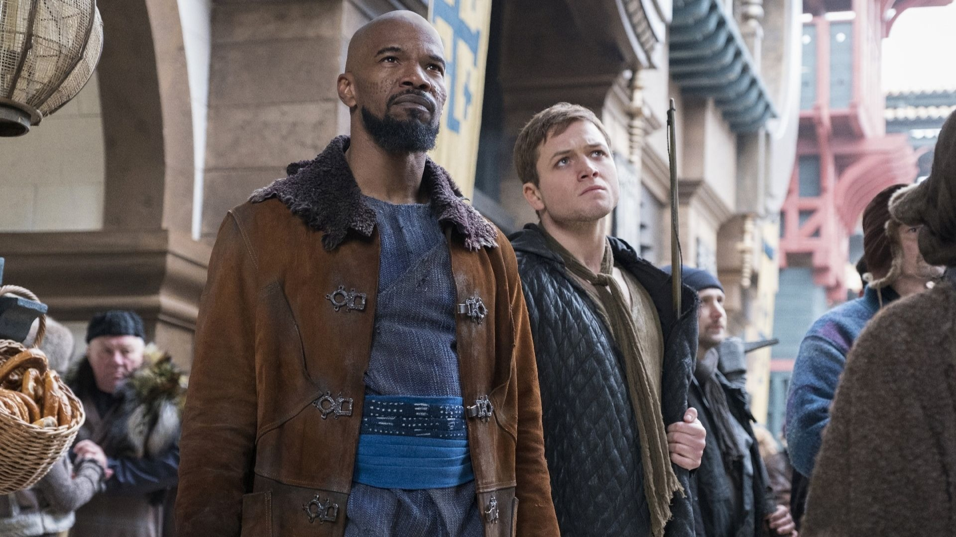 The new Robin Hood movie.