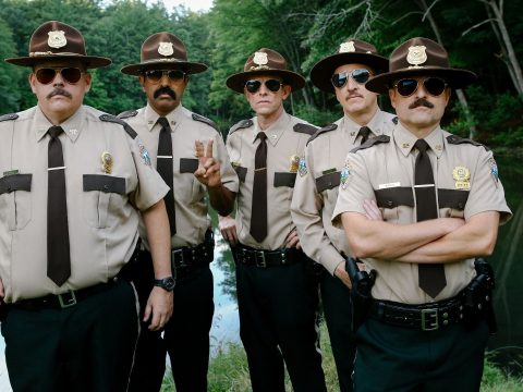 The Super Troopers are back.