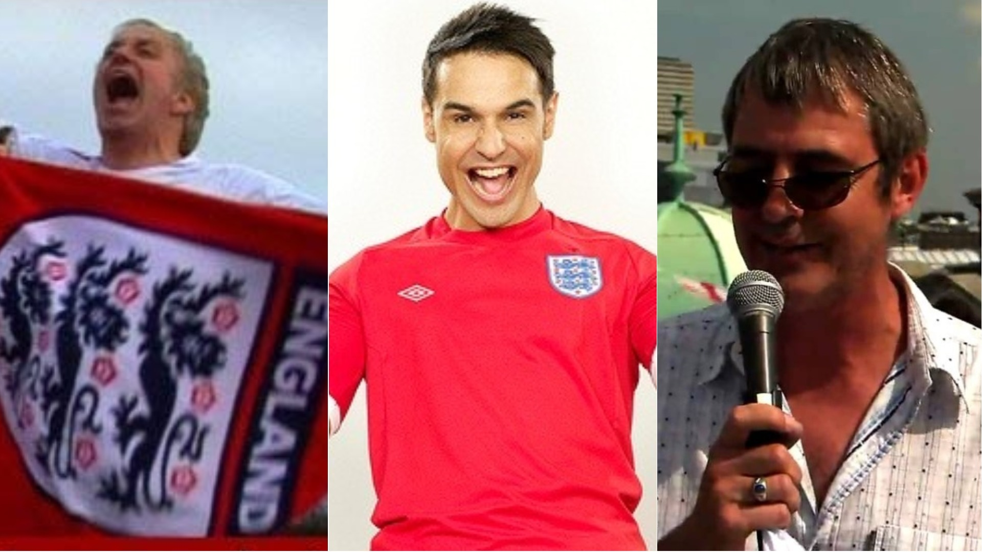 The worst England world cup songs ever.