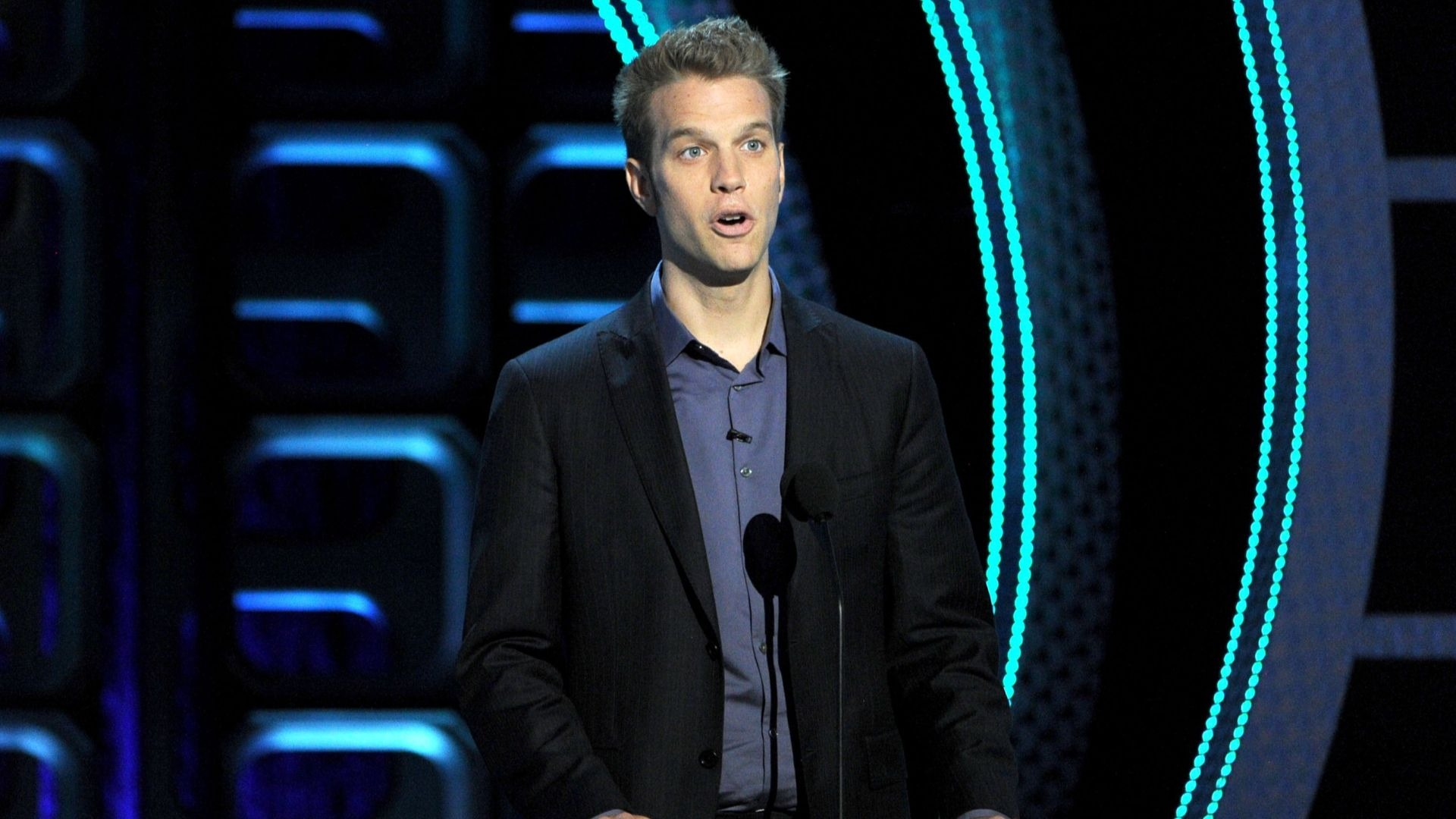 Outspoken comedian Anthony Jeselnik.