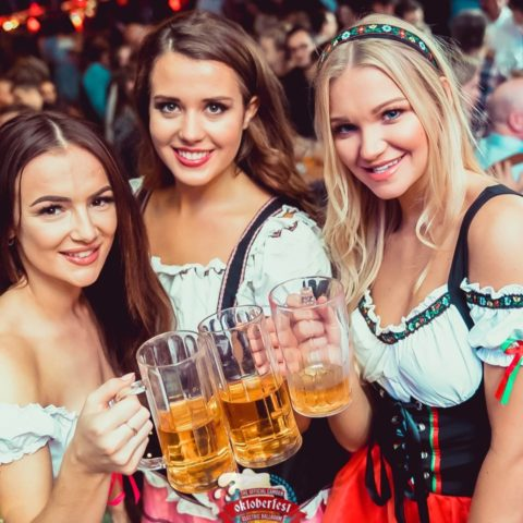 The official guide to the 12 best German beers on offer during Oktoberfest.