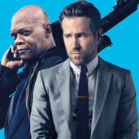 Samuel L. Jackson and Ryan Reynolds reteaming for The Hitman's Bodyguard sequel.