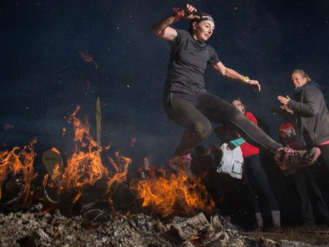 World's biggest obstacle course coming to UK with a £3,000 prize up for grabs.