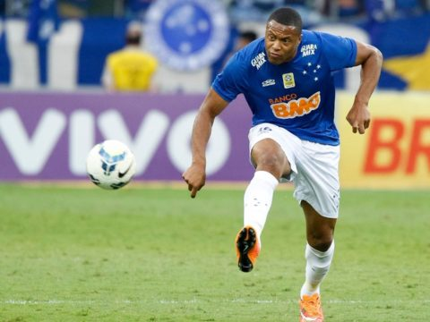 Julio Baptista leaves FC Cluj after playing just 43 minutes of first team football.