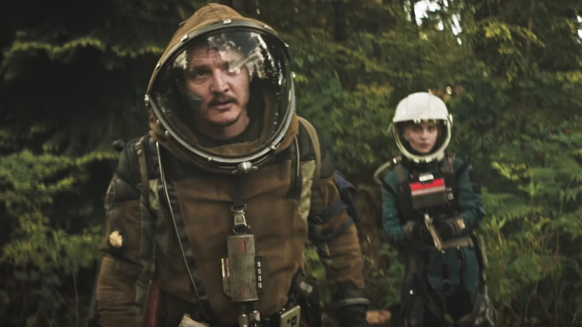 Pedro Pascal's new sci-fi thriller Prospect gives Star Wars fans a taste of what to expect.