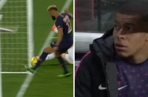 Is Eric-Maxim Choupo-Moting's open goal miss for PSG the worst of all time?