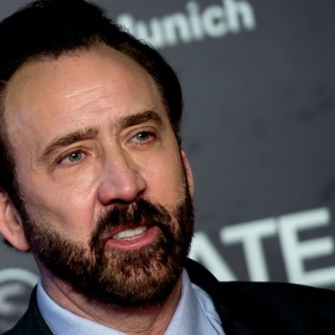 Nicolas Cage files for annulment after just four days of marriage.