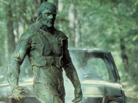 Celebrating Wes Craven's Swamp Thing.