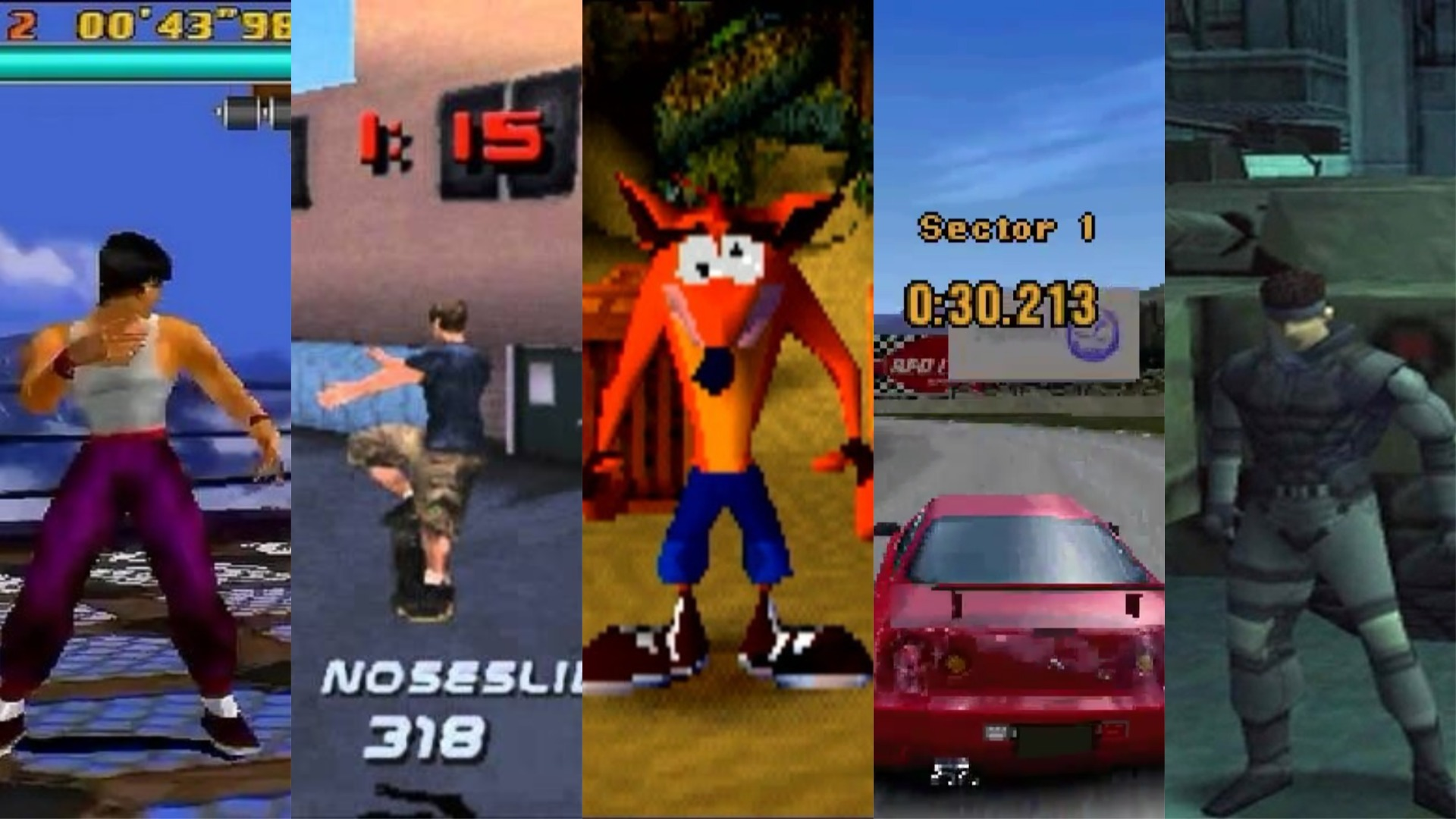 The 11 best PlayStation games of all time.