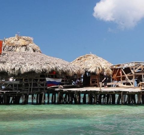Caribbean bar seeking someone to pull pints at one the world's best drinking spots.